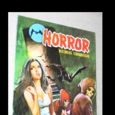Tebeos: HORROR - HISTORIAS TERRORIFICAS - 1973 - PRODUCCIONES EDITORIALES. Lote 294093568