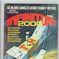 Tebeos: * INFINITUM 2000 * Nº 1. PRODUCCIONES EDITORIALES, 1980.*. Lote 294105768
