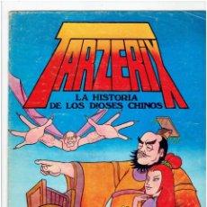 Tebeos: * TARZERIX * LA HISTORIA DE LOS DIOSES CHINOS Nº 1 * EDITORIAL VALENCIANA *. Lote 294106643