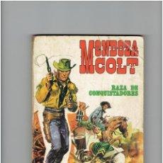 Tebeos: * MENDOZA COLT * Nº 1 EDITORIAL ROLLAN 1974 *. Lote 294109818