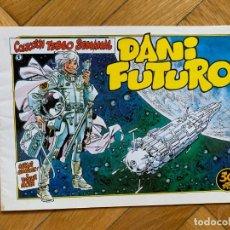 Tebeos: DANI FUTURO Nº 1 - VICTOR MORA & CARLOS GIMÉNEZ - EXCELENTE ESTADO D8. Lote 295518258