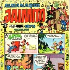 Tebeos Números 1: ALMANAQUE JAIMITO Nº 1305 -VALENCIANA 1975. Lote 26612003