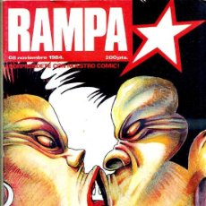 Tebeos Números 1: RAMPA Nº 1. Lote 29501756