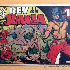 Tebeos Números 1: EL REY DE LA JUNGLA, Nº 1 - EDITORIAL BRUGUERA 1948. Lote 31277553