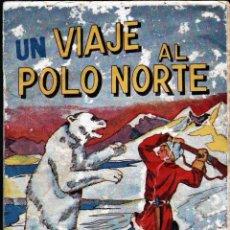 Tebeos Números 1: TEBEOS-COMICS CANDY - GRANDES VIAJES CIENTIFICOS 1 -MARISAL1942-LOPEZ RUBIO-RARO* *AA99. Lote 41386127