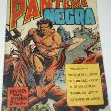 Tebeos Números 1: PANTERA NEGRA REVISTA - Nº 1-- ORIGINAL. Lote 45847866