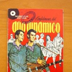Tebeos Números 1: SERENATA EXTRA, CONFIDENCIAS DEL DÚO DINÁMICO Nº 1 - EDITORIAL TORAY 1959 . Lote 66195930
