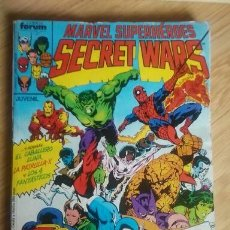 Tebeos Números 1: COMIC FORUM SECRET WARS SUPERHEROES MARVEL DEL Nº1 AL 5. Lote 94412618