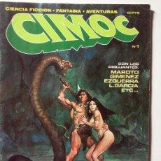 Tebeos Números 1: COMIC CIMOC PRIMERA ÉPOCA NÚMERO 1, 1979. Lote 82329700
