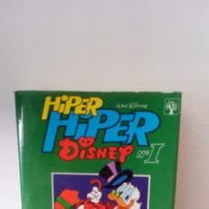 Tebeos Números 1: HIPER DISNEY - NUMERO 1 - 1989 - 580 PAGINAS - EDITORIAL PRIMAVERA (C)DISNEY. Lote 86640812