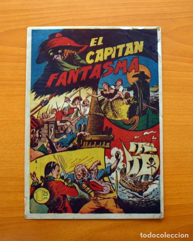 el capitan fantasma, nº 1 - editorial marco año - Comprar Tebeos ...