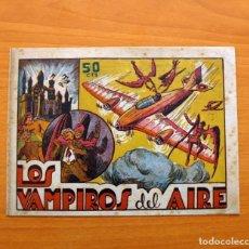 Tebeos Números 1: LOS VAMPIROS DEL AIRE, Nº 1 - G.C.A.G. - EDITORIAL MARCO 1940. Lote 87376920
