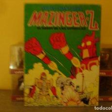 Tebeos Números 1: MAZINGER Z, Nº 1 1978. Lote 95590771