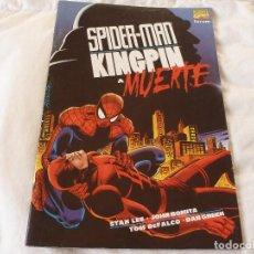 Tebeos Números 1: (XM)SPIDER-MAN KINPING A MUERTE. Nº:1 MARVEL COMICS FORUM EDICION 1998 SPIDERMAN Y DAREDEVIL JUNTOS. Lote 103816003