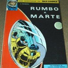 Tebeos Números 1: DAN COOPER Nº 1 RUMBO A MARTE - GACETA 1966 - BUEN ESTADO. Lote 104042855