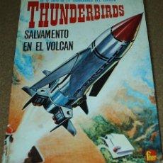Tebeos Números 1: THUNDERBIRDS GUARDIANES DEL ESPACIO - FHER 1966 COLECCION MUNDO FUTURO. Lote 104044223