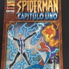 Tebeos Números 1: SPIDERMAN. CAPÍTULO 1. EL ORIGEN DE SPIDERMAN.. Lote 105344591
