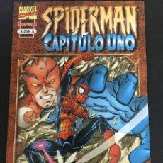 Tebeos Números 1: SPIDERMAN CAPITULO UNO 3 DE 3. Lote 105351679