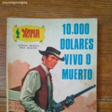 Tebeos Números 1: YUMA Nº 1 EDITORIAL PRESIDENTE 1969. Lote 105622647