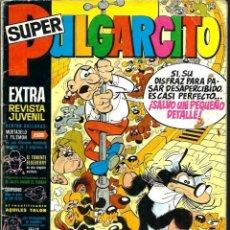Tebeos Números 1: SUPER PULGARCITO Nº 1 - BRUGUERA 1970 - MORTADELO, LA PANDA, BLUEBERRY, CAMPEONIO, IZNOGUD, ETC.. Lote 106586967