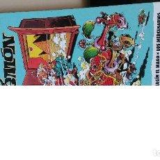 Tebeos Números 1: MORTADELO Y FILEMON EDICION COLECCIONISTA Nº 1 DE SALVAT- -TAPA DURA- AÑO 2011. Lote 113224419