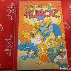 Tebeos Números 1: (XM)COMIC-SUPER HUMOR SIMPSON Nº:1-EDICIONES B DE 1996.. Lote 115363647