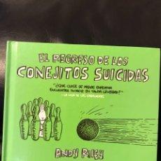 Tebeos Números 1: EL REGRESO DE LOS CONEJITOS SUICIDAS. Lote 118188867