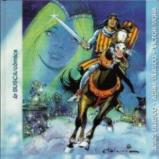 Tebeos Números 1: VICTOR MORA I JESUS BLASCO - TALLAFERRO Nº 2 - EL TRESOR DE BARCELONA - OIKOS TAU 1997 - MOLT NOU. Lote 118203367