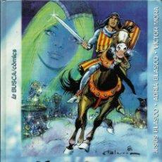 Tebeos Números 1: VICTOR MORA I JESUS BLASCO - TALLAFERRO Nº 2 - EL TRESOR DE BARCELONA - OIKOS TAU 1997 - MOLT NOU. Lote 118203463