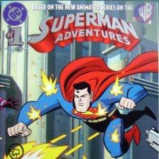 Tebeos Números 1: SUPERMAN ADVENTURES NUMBER 1 ORIGINAL AMERICAN ISSUE. Lote 118592091