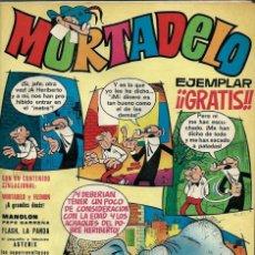 Tebeos Números 1: TIO VIVO Nº 507 CON REVISTA MORTADELO Nº 0 - BRUGUERA 1970 - MUY MUY RARA Y DIFICIL - EN BUEN ESTADO. Lote 125234571