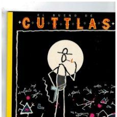 Tebeos Números 1: EL BUENO DE CUTTLAS Nº 1 -CONTRA LOS MALOS- CALPURNIO.LIB. MAKOKI,1992. MUY BUENO.. Lote 130868316