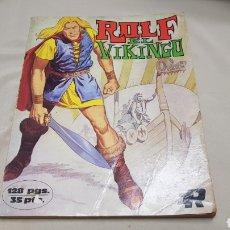 Tebeos Números 1: COMICS DE ROLF EL VIKINGO, N°1, EDITORIAL ROLLAN, S.A.. Lote 130927968