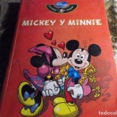 Tebeos Números 1: MICKEY Y MINNIE (SERIE ORO NÚMERO 1). Lote 131008932
