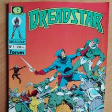 Tebeos Números 1: DREADSTAR NUMERO 1.EPIC COMICS.FORUM.1991. Lote 131032880