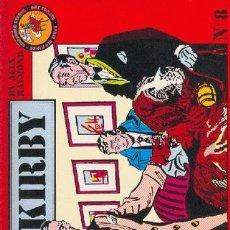 Tebeos: RIP KIRBY - ALEX RAIMOND, EDICIONES ESEUVE, 1992 . Nº 8. Lote 26834093