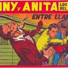 Tebeos: TONY Y ANITA Nº 32. Lote 27412082
