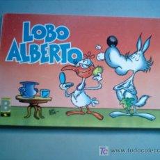 Tebeos: LOBO ALBERTO (LUPO ALBERTO) Nº 2 TIRA COMICA EDICIONES B 1988 DIBUJOS SILVER. Lote 25850688