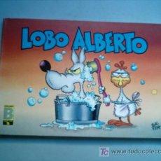 Tebeos: LOBO ALBERTO (LUPO ALBERTO) Nº 3 TIRA COMICA EDICIONES B 1988 DIBUJOS SILVER. Lote 25850689