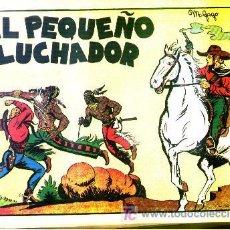 Tebeos: EL PEQUEÑO LUCHADOR - MANUEL GAGO. Lote 35630583