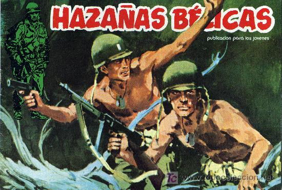 HAZAÑAS BELICAS Nº56 (BOIXCAR) (Tebeos y Comics - Tebeos Reediciones)