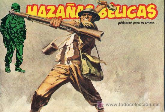 HAZAÑAS BELICAS Nº59 (BOIXCAR) (Tebeos y Comics - Tebeos Reediciones)