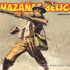 Tebeos: HAZAÑAS BELICAS Nº59 (BOIXCAR). Lote 7893706