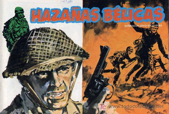 HAZAÑAS BELICAS Nº62 (BOIXCAR) (Tebeos y Comics - Tebeos Reediciones)