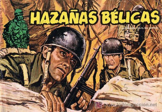 HAZAÑAS BELICAS Nº63 (BOIXCAR) (Tebeos y Comics - Tebeos Reediciones)