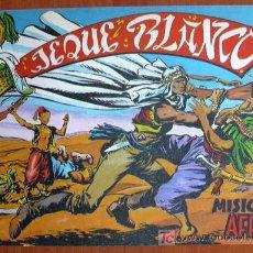 Tebeos: JEQUE BLANCO, Nº 1 - EDICIÓN FASCIMIL. Lote 13709398