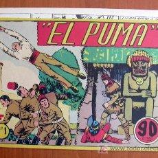 Tebeos: EL PUMA, Nº 1 - EDICIÓN FASCIMIL. Lote 12697763