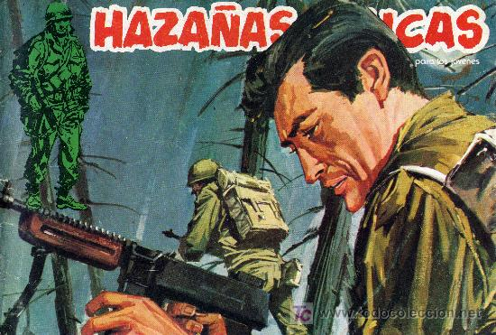 HAZAÑAS BELICAS Nº85 (BOIXCAR) (Tebeos y Comics - Tebeos Reediciones)