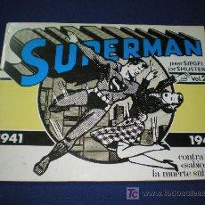 Tebeos: SUPERMAN VOL. 2 - JERRY SIGEL Y JOE SHUSTER - DISTRICOMICS. Lote 9009296