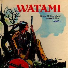 Tebeos: WATAMI - OESTERHELD Y JORGE MOLITERNI - SERIE ORO. Lote 25909128